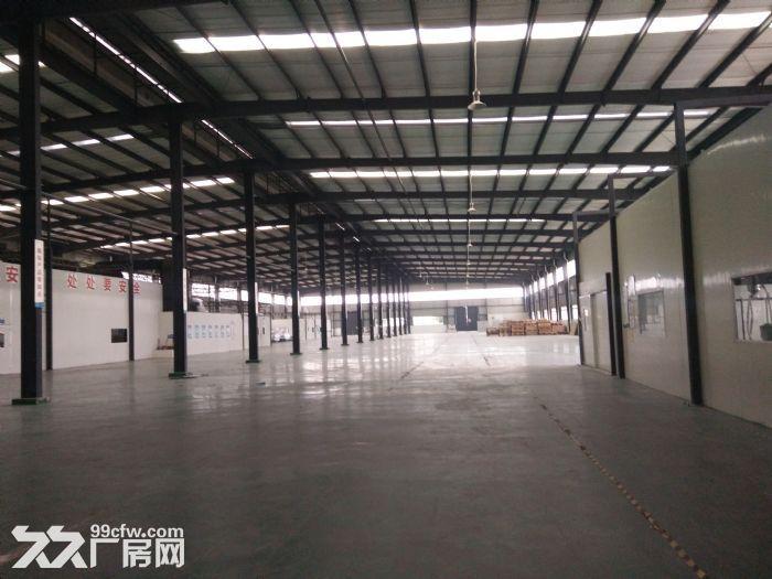 双流西航港工业园4000平米有环评标准地坪漆厂房出租-图(3)