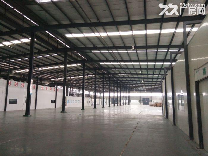 双流西航港工业园4000平米有环评标准地坪漆厂房出租-图(4)
