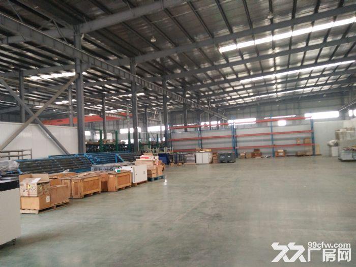 西航港工业园双华路旁3000平米有环评厂房交通便利厂房-图(1)