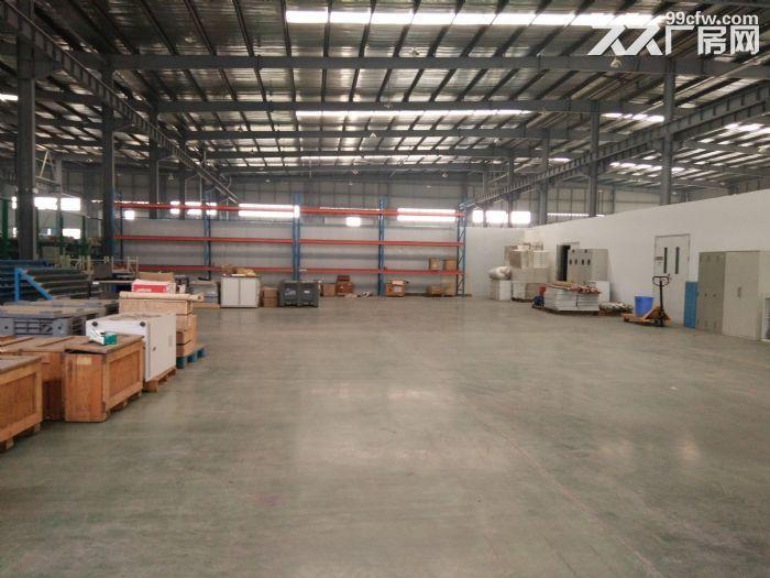西航港工业园双华路旁3000平米有环评厂房交通便利厂房-图(3)