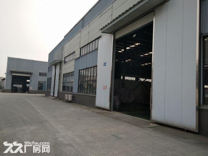 西航港工业园双华路旁3000平米有环评厂房交通便利厂房-图(4)
