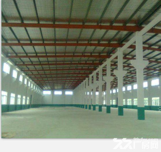 高新区独门3600方单一层厂房招租(400千瓦电)-图(1)