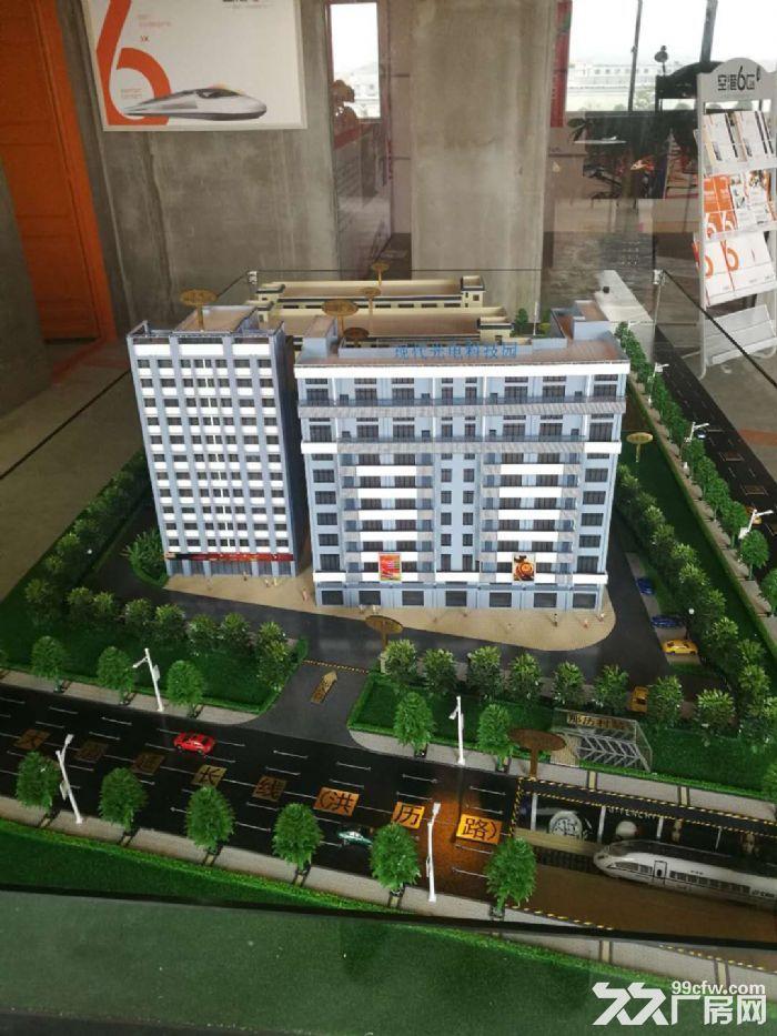 沙井1楼5楼标准工业厂房,带50年独立产权,仅3字头即可拥有-图(1)
