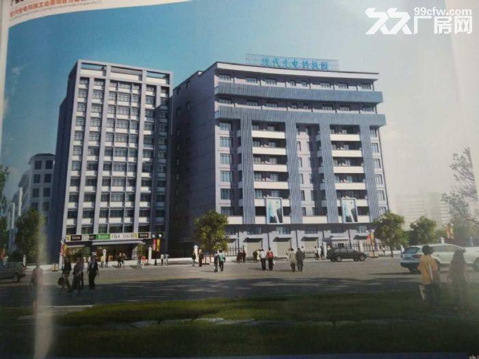 沙井1楼5楼标准工业厂房,带50年独立产权,仅3字头即可拥有-图(2)