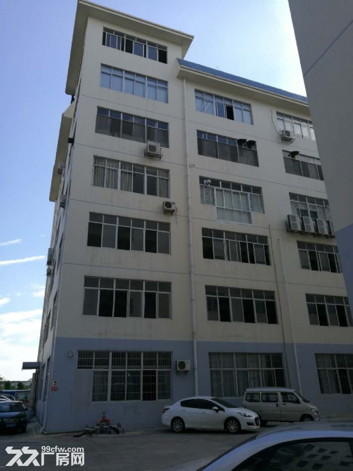 沙井1楼5楼标准工业厂房,带50年独立产权,仅3字头即可拥有-图(3)