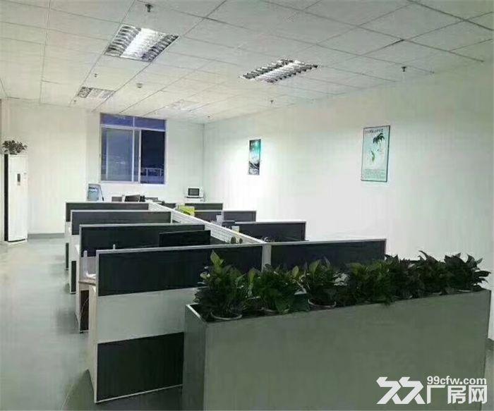 沙井新玉路大宏科技园800平米带装修厂房出租-图(2)