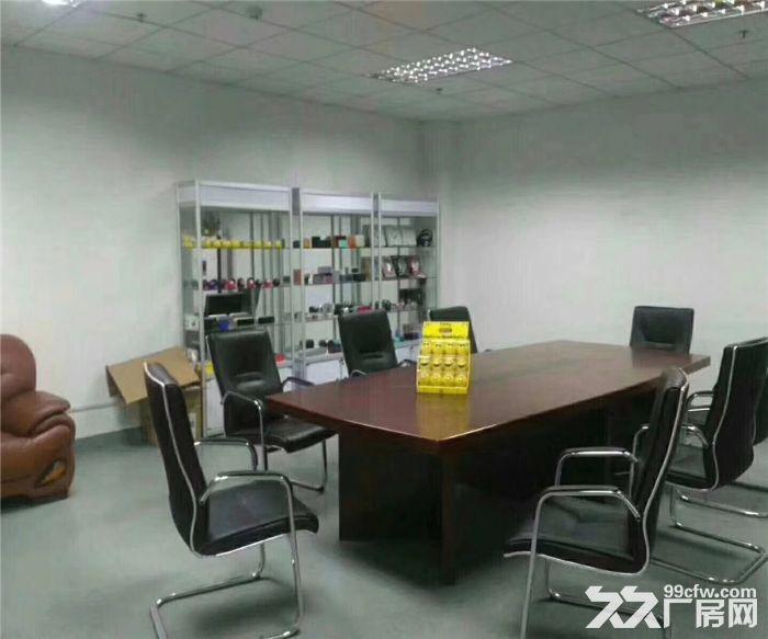 沙井新玉路大宏科技园800平米带装修厂房出租-图(4)