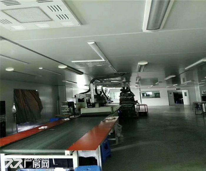 沙井共和丽城科技园2300平米带装修厂房出租-图(2)