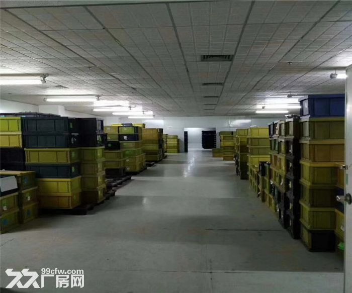 沙井共和丽城科技园2300平米带装修厂房出租-图(4)