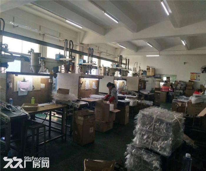 福永地铁口800平米重工业厂房出租-图(1)