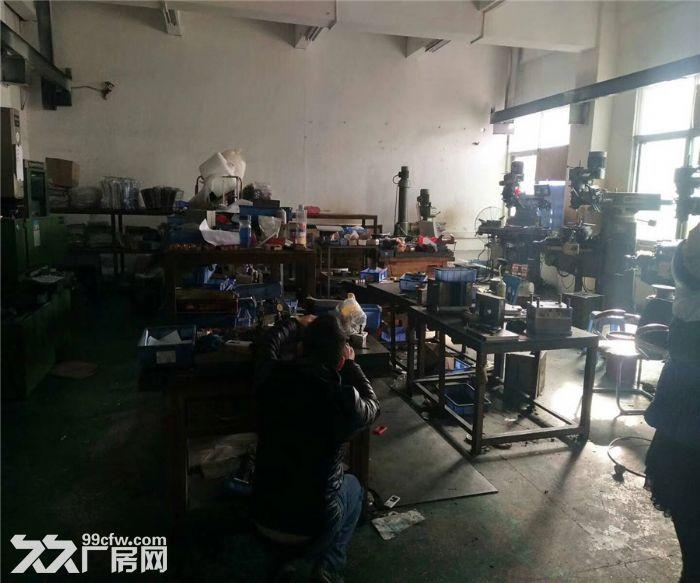 福永地铁口800平米重工业厂房出租-图(2)