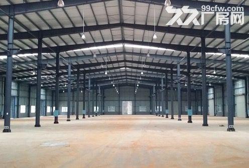 上海嘉定新城5000−30000平方米单层厂房仓库出租-图(1)