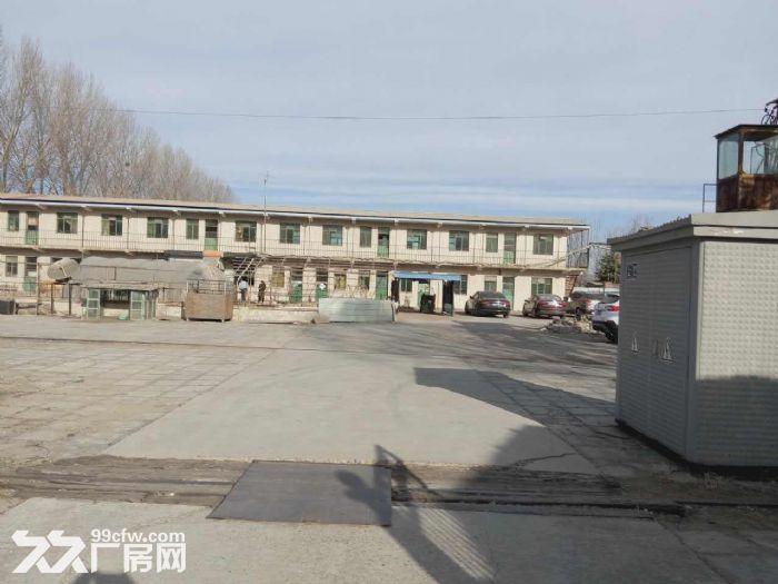 顺义杨镇建设用地48亩,建筑物15000平,低价出售,临规划中的地铁站-图(1)