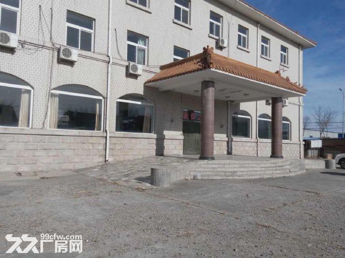 顺义杨镇建设用地48亩,建筑物15000平,低价出售,临规划中的地铁站-图(3)