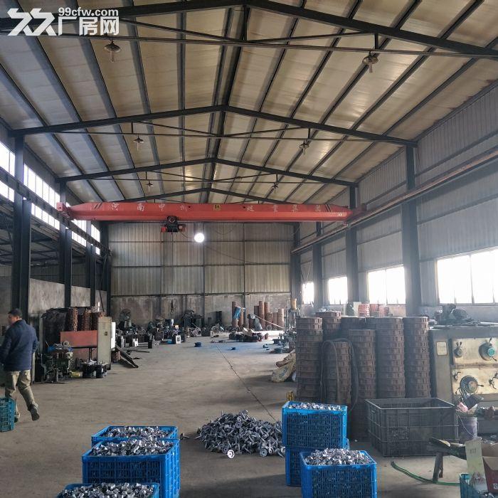 武进区西太湖1500方标准机械厂房出租-图(1)
