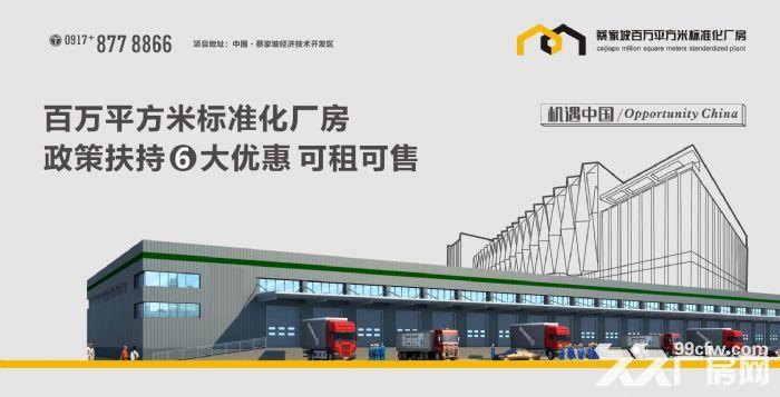 蔡家坡百万平米标准化厂房出售-图(3)