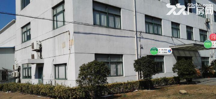 青浦华新标准厂房出租-图(1)