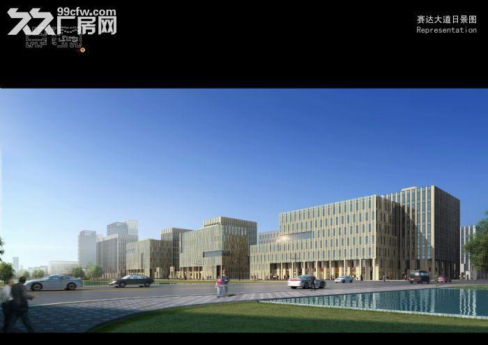 醇熟商务研发办公5.6米层高loft现房租售-图(2)