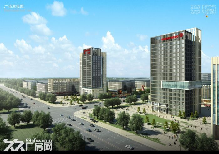 150至2000平米商务办公南站核心商务区可租可售-图(4)