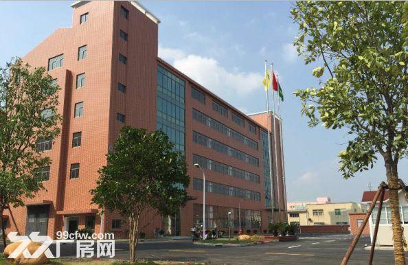 车墩企福华康科技园1288平精装平层适合研发生产-图(1)