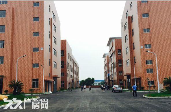 车墩企福华康科技园1288平精装平层适合研发生产-图(2)