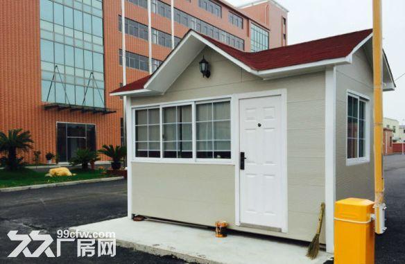 车墩企福华康科技园1288平精装平层适合研发生产-图(3)