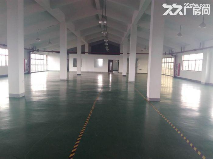 车墩企福华康科技园1288平精装平层适合研发生产-图(5)