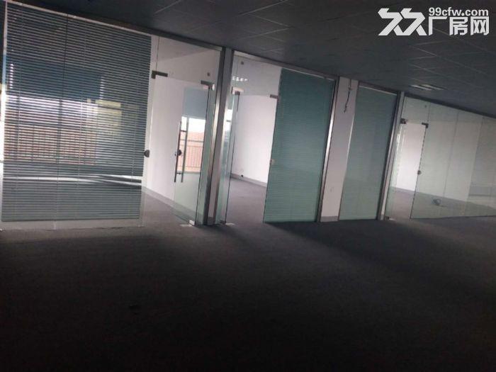 车墩企福华康科技园1288平精装平层适合研发生产-图(7)