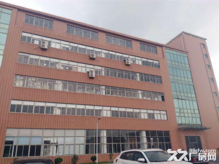 车墩企福华康科技园1288平精装平层适合研发生产-图(8)