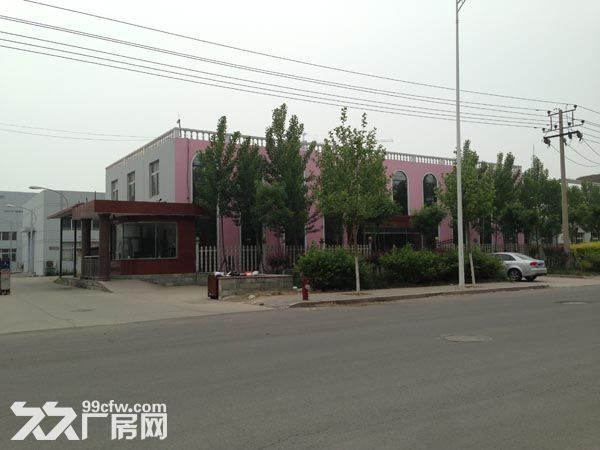 LG对面北辰科技园区200平米车间出租可注册迁址-图(7)