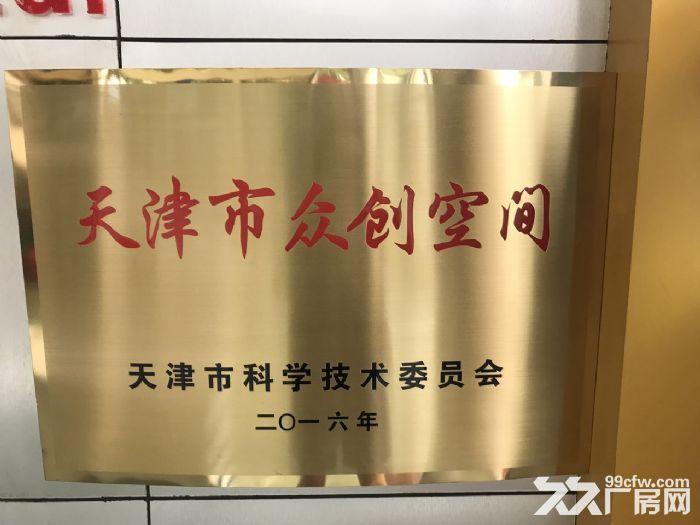 LG对面北辰科技园区200平米车间出租可注册迁址-图(8)