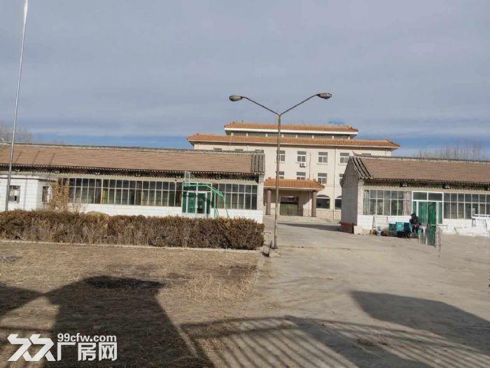 顺义杨镇集体建设用地48亩,建筑物15000平,低价租售-图(2)