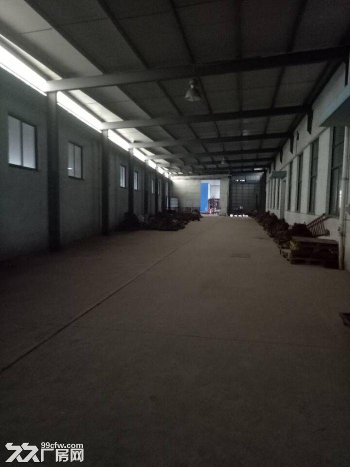 武进区横山桥独门独院3000方标准厂房出租上下三层-图(1)