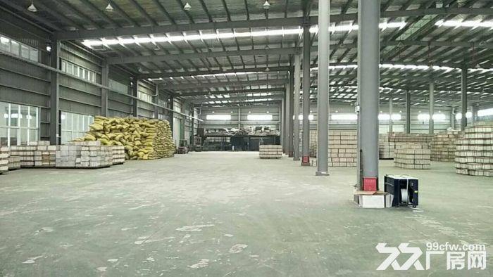 昆山独门独院单层标准厂房层高12米-图(1)