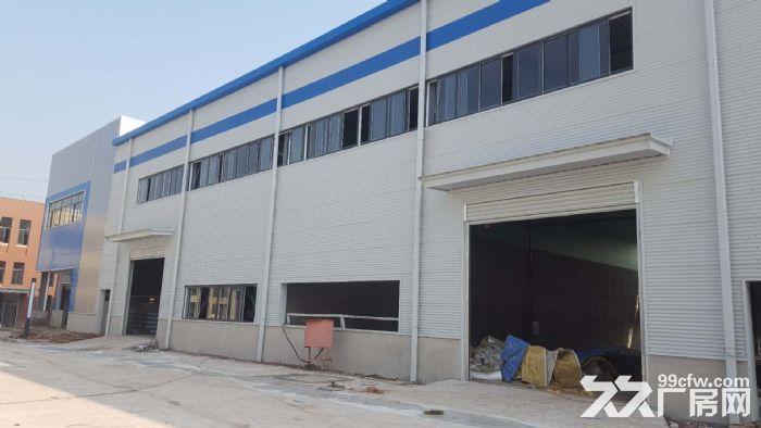【英业达旁,11.5米单层钢构厂房1000−5000㎡租售】-图(2)