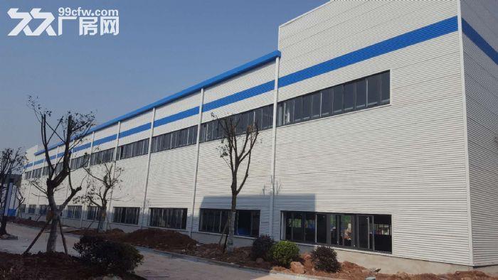 【英业达旁,11.5米单层钢构厂房1000−5000㎡租售】-图(5)