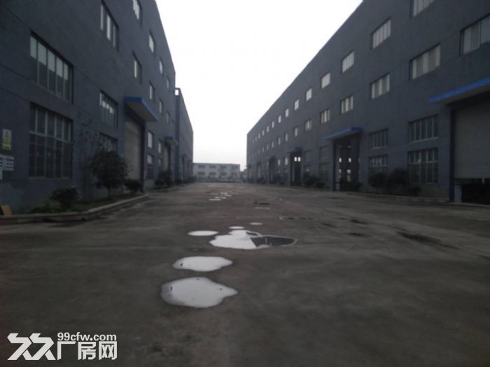 惠山区阳山镇胜利路附近30000平独门独院机械厂房招租-图(3)