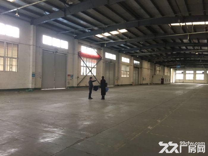 东西湖吴家成熟物流园高台库仓库出租-图(3)