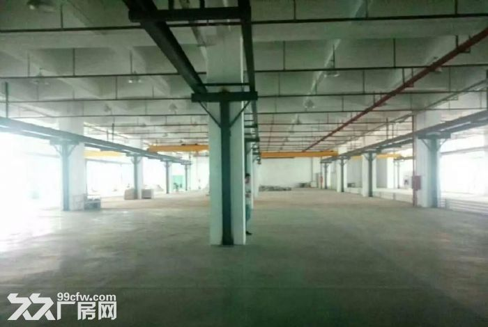 东城九成新标准一楼厂房1000平米带水电装修出租-图(5)