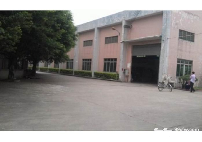 寮步花园式独院单层厂房4000平米带水电招租-图(1)