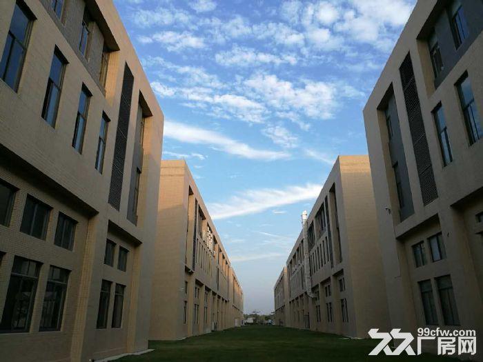 出售全新标准化独栋厂房1千−9千平方,50年产权两证全-图(1)