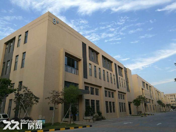 出售全新标准化独栋厂房1千−9千平方,50年产权两证全-图(2)