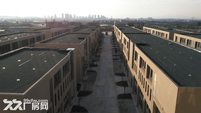 出售全新标准化独栋厂房1千−9千平方,50年产权两证全-图(3)