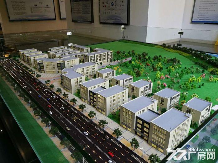 出售全新标准化独栋厂房1千−9千平方,50年产权两证全-图(4)