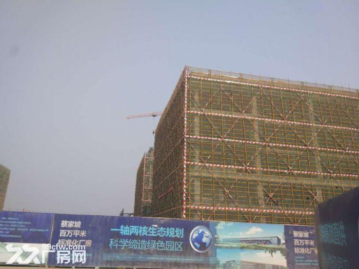 宝鸡蔡家坡厂房出售,1000−39000㎡可选择,50年产权,知名企业操盘-图(1)