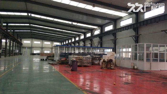武清区6000平米独门独院标准厂房出租-图(1)