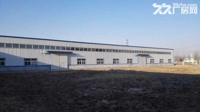 铁西开发区厂房证件齐全,有消防,共4700平出租,厂房分别为2300平、1700-图(1)