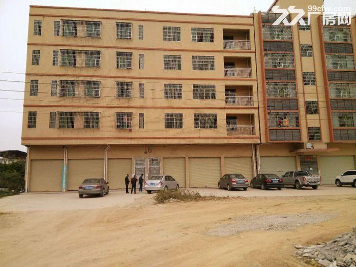 从化区人和墟省道边一栋五层920平方楼房商铺转让-图(2)