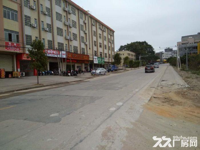从化区人和墟省道边一栋五层920平方楼房商铺转让-图(5)