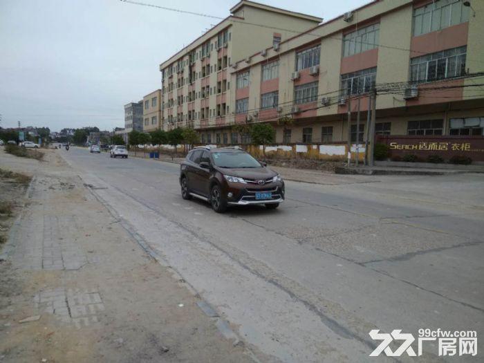 从化区人和墟省道边一栋五层920平方楼房商铺转让-图(6)